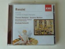Rossini Overtures Il Barbiere di Siviglia (Highlights) Gianluigi Gelmetti EMI CD