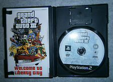 PLAYSTATION 2 - GRAND THEFT AUTO 3