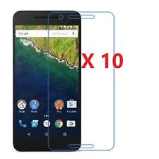 10 X Ultra Clear Screen Protectors Cover Film for Huawei Google Nexus 6P 2015