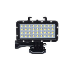 New Waterproof Diving Video LED Light for Gopro Hero 6 5 4 session sjcam Cameras
