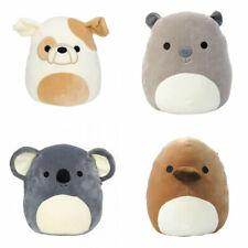 """SQUISHMALLOWS 12"""" Assortment S2 A Koala Wombat Bulldog Platypus - Kellytoy"""