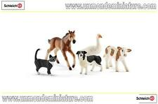 Assortiment d'animaux Farm World SCHLEICH - SC 42386