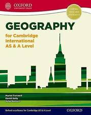 Geography for Cambridge International AS & A Level (International a Level), Nans