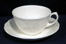Wedgwood Fine Bone China Countryware 1 Cup and Saucer Set Mint! Brown Backstamp