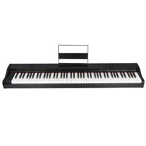 88 Key Beginner Digital Piano / Keyboard with Full Size Semi Weighted Keys