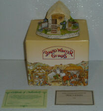 David Winter Cottages Irish Water Mill 1991 In Box With Coa