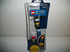Brand New Lego City Connect and Build Police Officer Pen Change Beads #2163