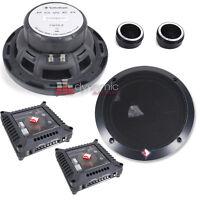 "Rockford Fosgate Power T1675-S 6-3/4"" Power Series Component Speaker System"