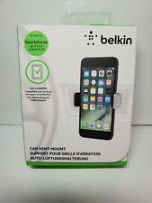 "Belkin 5.5"" Smartphone Vehicle Car Vent Dock/Mount - Black"