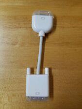 "Apple Computer 5"" DVI to VGA Display Adapter Converter Cable (DTOV) 603-8525"