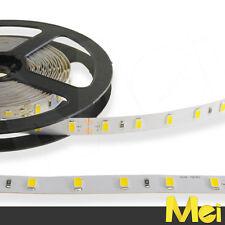 BN45 striscia LED 24V luce AMBRA 2700K 60 SMD 5630 IP20 NON IMPERMEABILE 5MT