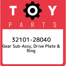 32101-28040 Toyota Gear sub-assy, drive plate & ring 3210128040, New Genuine OEM