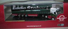 OXFORD 1:76 OO SCALE VOL04CS STOBART VOLVO FH TRUCK & CURTAINSIDER TRAILER