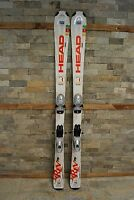 HEAD REV 75R 156 cm Ski + BRAND NEW Marker EPS Mod 9.0 Bindings