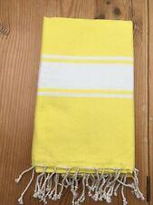 Fouta, hammam towel, Egyptian Cotton pareo, peshtemal, beach towel, cotton towel