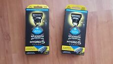 ❤❤❤❤ Lot de 2 rasoirs Wilkinson Hydro5  Sense ❤❤❤❤