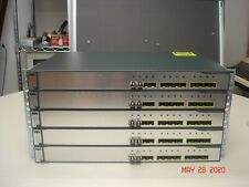 Lot Of 4) Ws-C3750G-12S-S & 1) Ws-C3750G-12S-E 12 Port Cisco Gigabit Switches