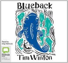 NEW Blueback by Tim Winton
