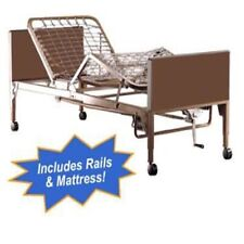 New Full Electric Hospital Bed Package Includes Free Mattress And Full Rails