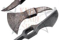 DAMASCUS Steel BLADE TOMAHAWK,AXE,HATCHET, BLANK AXE HEAD
