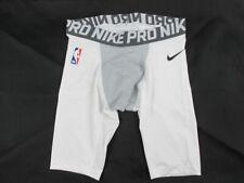 Nike Shorts Men's White Dri-Fit Compression New Multiple Sizes