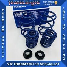 VW T5 T5.1 T6 Transporter H&R 50mm Lowering Springs 1500-1560 KG