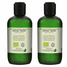 Naissance Wholesale Organic Moroccan Argan Oil 100% Pure 500ml (2 x 250ml)