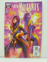New Mutants #4 Variant (NM) 9.4 Marvel Comics Variant Cover by Ryan Benjamin