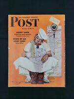 Saturday Evening Post Magazine November 28 1942 Norman Rockwell Cover COMPLETE!
