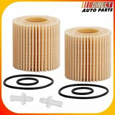2Pack LEXUS Oil Filter GS300 GS350 GS450H GS460 GX460 IS250 IS350 LS460 LS600H