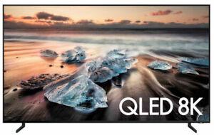 "Samsung QN75Q900RB (7680 x 4320) 75"" Ultra High Definition QLED 8K TV (2019)"