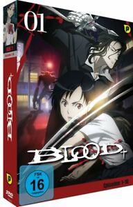 Blood + Box Vol.1 [2 DVD's /NEU/OVP] Horror-Anime-Serie auf Basis des Anime-Film
