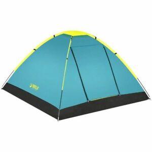 Toile de Tente 3 Places 210 x 210 x 120 cm  - 1 Chambre - Imperméabilité 600 mm
