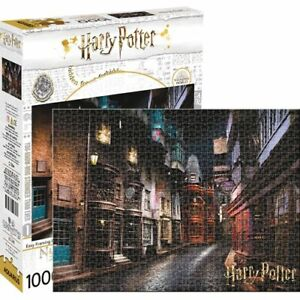 Harry Potter Diagon Alley 1,000-Piece Puzzle