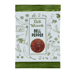 Red Bell Pepper Flakes. Sweet Dried  Amazing Quality - 100g - Buy 3 get 1 FREE