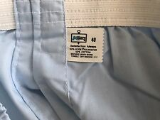 Vintage Kmart Boxer Shorts 40 USA Baby Blue Underwear Unworn NWOT rare new