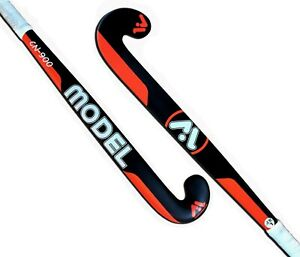 Model Field Hockey Stick Professional CN-900 Low Bow Profile 3D 95% High Carbon