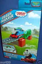 THOMAS TRACKMASTER MOTORIZED RAILWAY~MARON BRIDGE EXPANSION PACK new tale brave