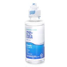 1× Bausch Lomb RENU Fresh Multi Purpose Solution Contact lens Sterilize 120ml