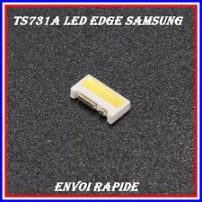 TS731A 3V 0.5W / SPBWH1732S1B SAMSUNG EDGE LED RETRO-ECLAIRAGE 7032 BLANC FROID