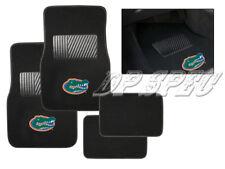 UF UNIVERSITY OF FLORIDA GATORS NCAA 4PCS CARPET FLOOR MATS FOR CHRYSLER JEEP