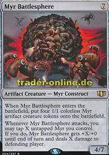 Myr Battlesphere (Myr-Kampfkugel) Commander 2014 Magic