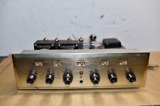 Vintage SCOTT StereoMaster LK-48 integrated Tube Amplifier Scott-Kit - WORKS