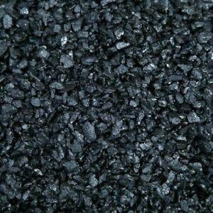 Real Welsh Coal Grains - Model Railway Scenery All Gauges N, OO, GG - 250ml-3L