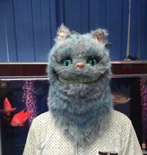 Cheshire Cat Mask Alice Wonderland Fancy Dress Up Halloween Costume Cosplay
