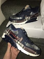 Nike Air Max 90 Pendleton By You UK 8.5 US 9.5 EU 43 **IN HAND**
