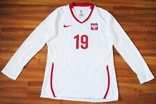 POLAND NATIONAL TEAM WOMENS FOOTBALL SHIRT JERSEY MATCH WORN Ewelina Kamczyk #19