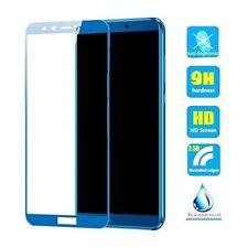 Huawei Honor 9 Lite - Film en verre trempé résistant couvre totalité de l'écran