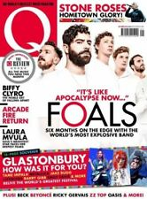 September Q Magazine Monthly Music, Dance & Theatre Magazines