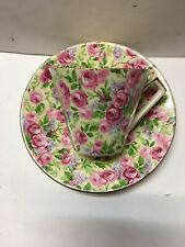 Royal  Winton June Roses Cup And Saucer